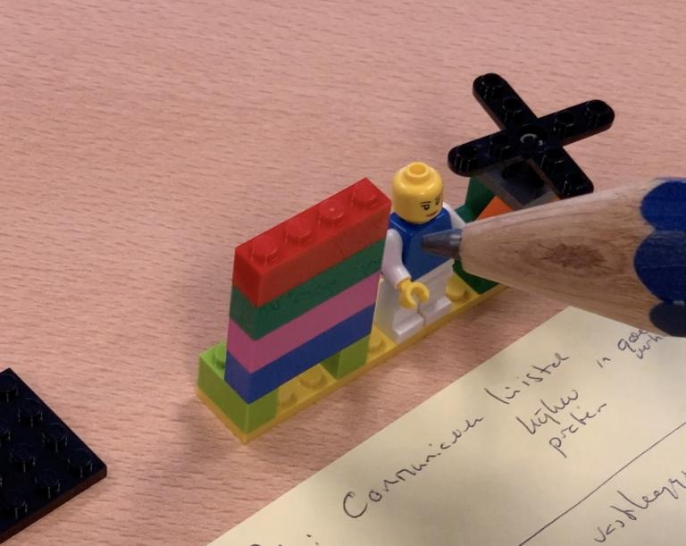 Schermafbeelding van Organiseren: De praktijk